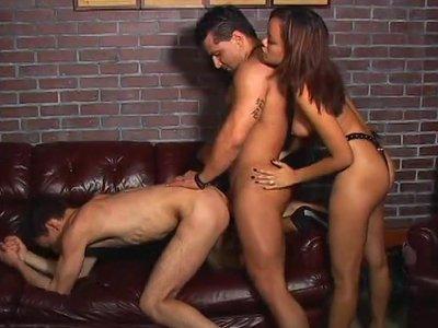 Bi Sexual Seduction - Scene 6