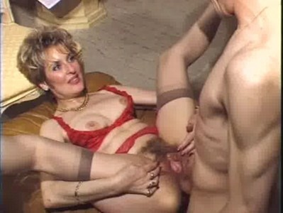 Mature hairy anal fuck