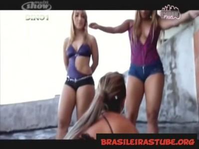 Gizelle Maritan Cidade Nua Funk Rio de Janeiro